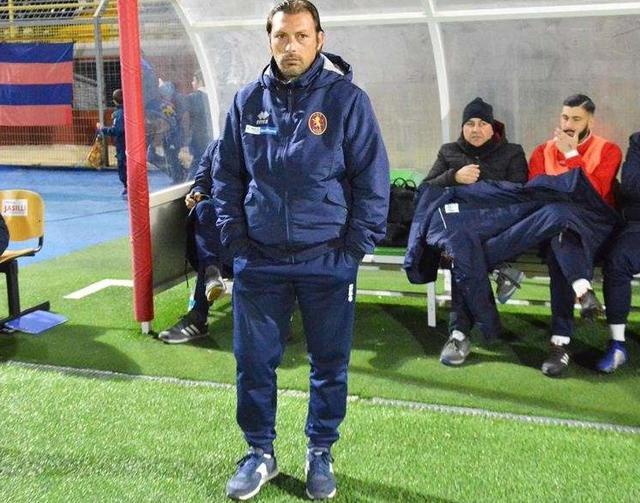 Il tecnico Giuseppe Raffaele, foto: Giuseppe Di Tommaso