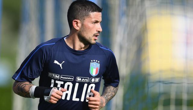 Il centrocampista Stefano Sensi, FOTO: FIGC.IT