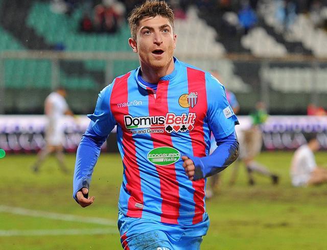 Il centrocampista Andrea Mazzarani, foto: Fonte Web