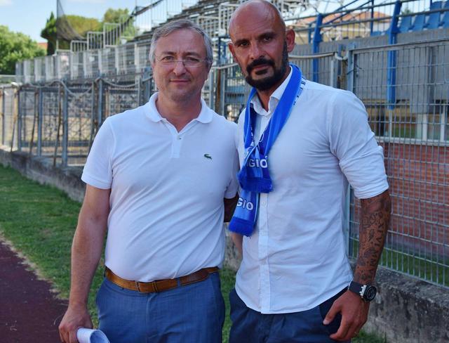 L'allenatore Ciro Ginestra, foto: Fonte Web