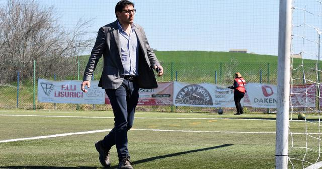 Il ds del settore giovanile biancoazzurro Piergiuseppe Sapio, foto: Fonte Web