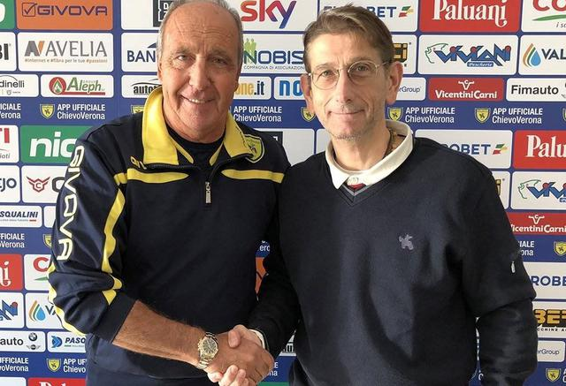 Campedelli e Ventura, foto: Fonte Web