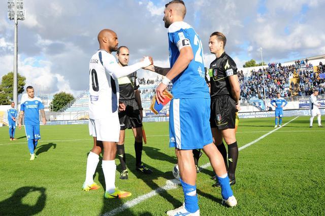 Una fase del match d'andata, foto: Sandro Veglia