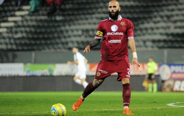 Il difensore Diego Conson, foto: Fonte Web