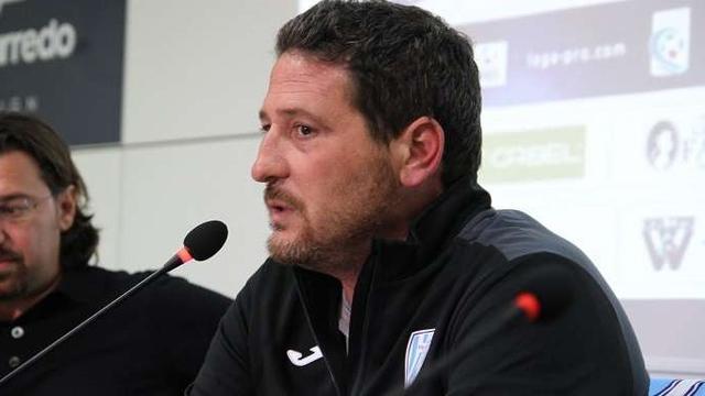 L'allenatore Bruno Trocini, foto: Fonte Web
