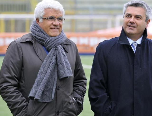 Il presidente Franco Manniello della Juve Stabia, foto: Fonte Web