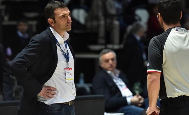 Il coach Agostino Origlio, foto: Fonte Web