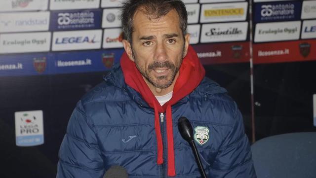 Il tecnico Massimiliano Tangorra, foto: Fonte Web