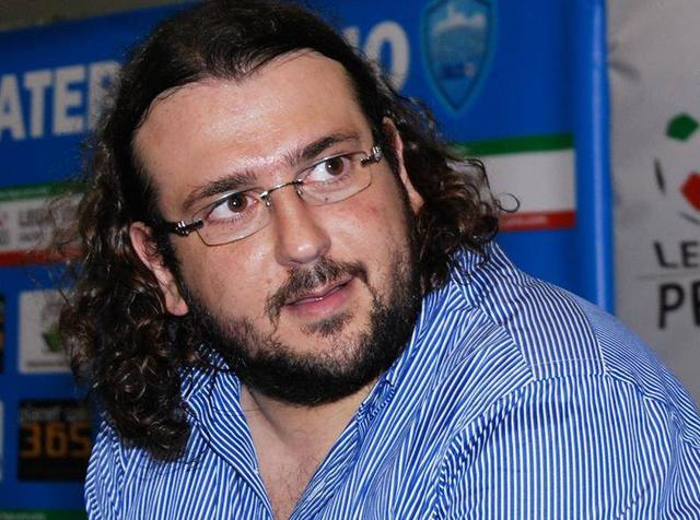 Il patron Saverio Columella, foto: Sandro Veglia
