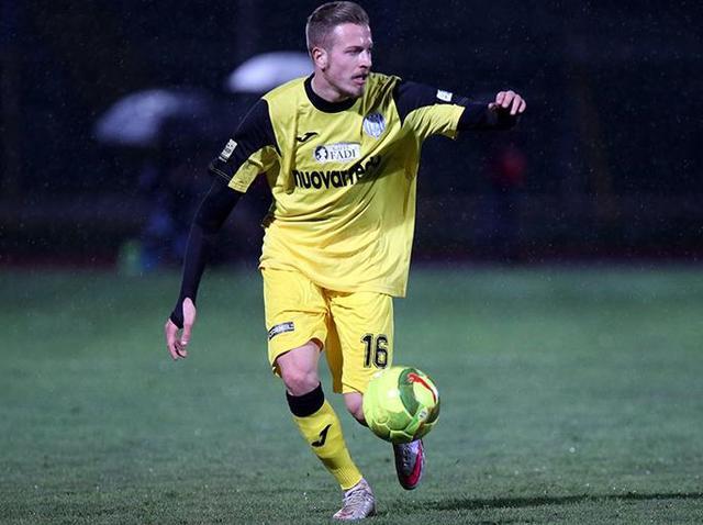 Il centrocampista Alessandro Albertini, foto: Fonte Web