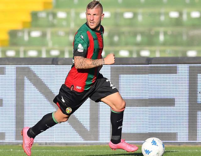 L'esterno offensivo Mirko Carretta, foto: Stefano Principi