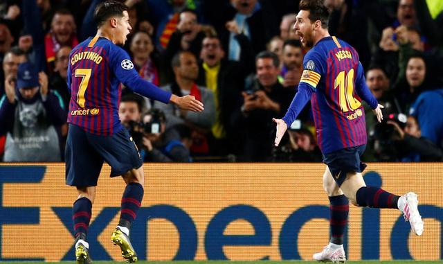 L'esultanza del Barcellona, foto: Fonte Web