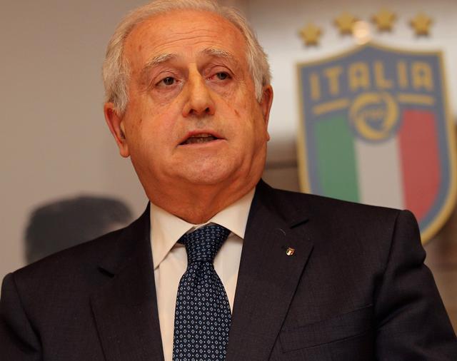 Il commissario straordinario Roberto Fabbricini, foto: Figc.it