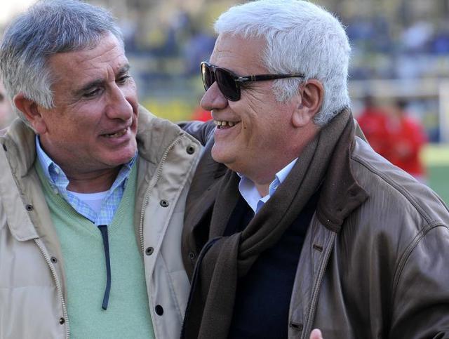Il presidente degli stabiesi Franco Manniello, foto: Fonte Web