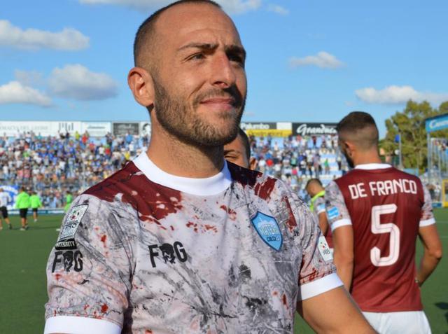 L'ex centrocampista Gaetano Iannini, foto: Federico Longo