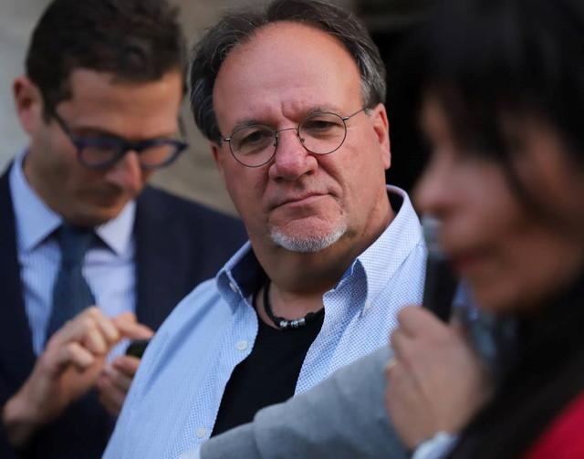 Il neo presidente Rosario Lamberti, foto: Fonte Web