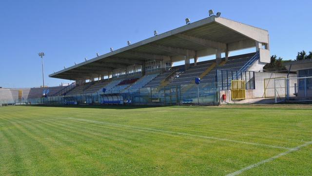 Lo stadio Franco Fanuzzi di Brindisi, foto: Fonte Web