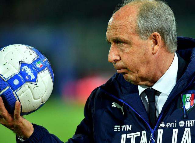 L'ex ct Giampiero Ventura, foto: Figc.it