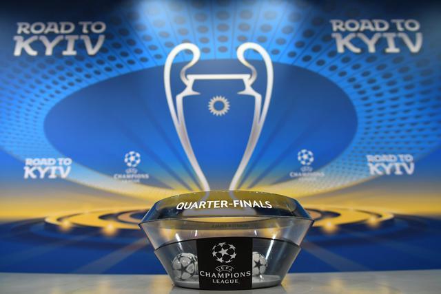 Il sorteggio dei quarti di Champions League, foto: Uefa.com