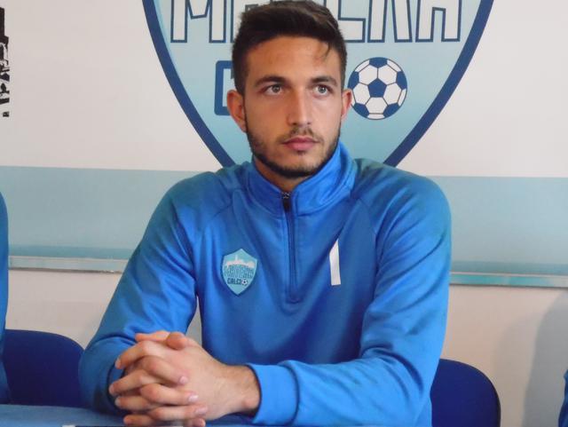 Il portiere Alessandro Farroni, foto: TuttoMatera.com