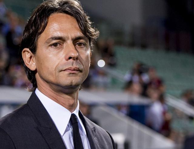L'allenatore Filippo Inzaghi, foto: Fonte Web