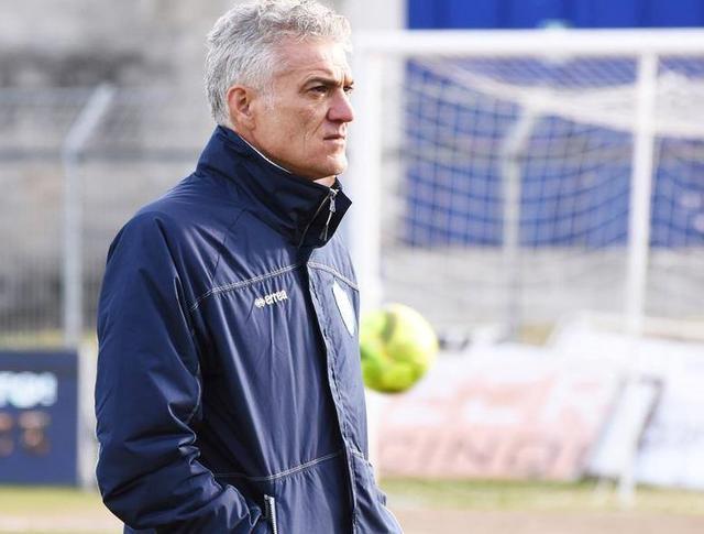 Il vice allenatore Loreno Cassia, foto: Sandro Veglia