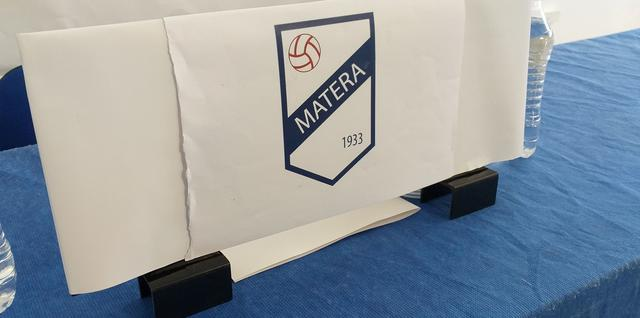Il logo del Matera 1033, foto: TuttoMatera.com