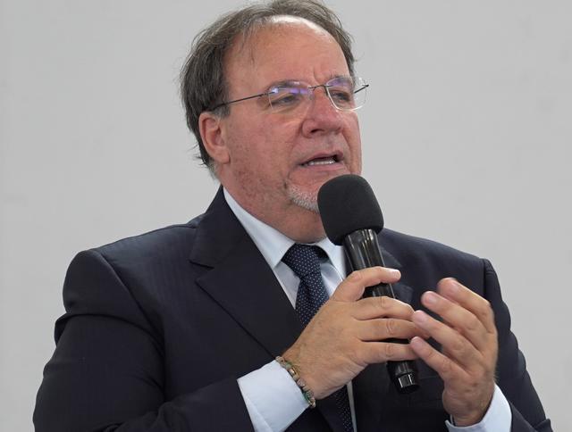 Il neo presidente Rosario Lamberti, foto: Emanuele Taccardi