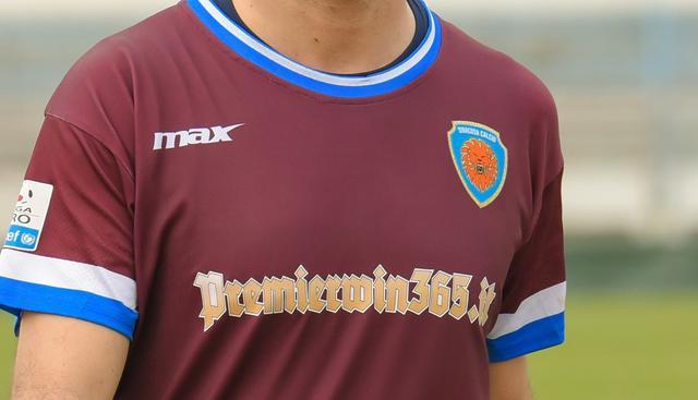La maglia del Siracusa, FOTO: EMANUELE TACCARDI-TUTTOMATERA.COM