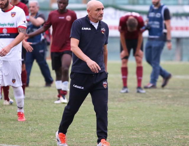 L'allenatore Giorgio Roselli, foto: Fonte Web