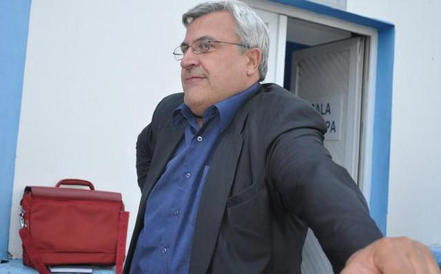 Il giornalista Renato Carpentieri, foto: Fonte Web