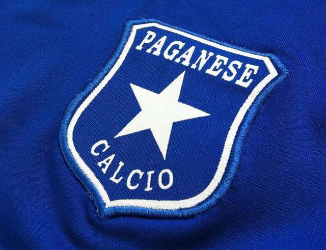 La maglia della Paganese, foto: Fonte Web