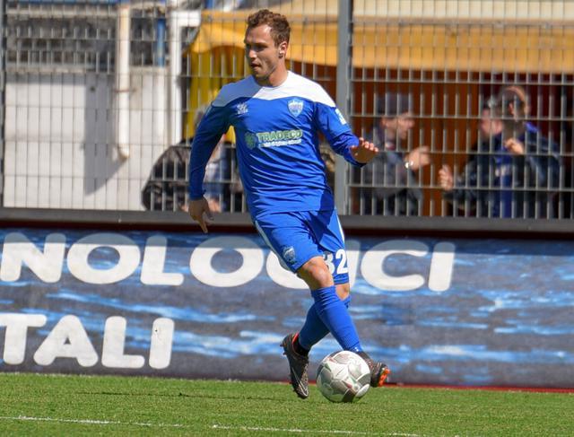 L'attaccante Lorenzo Di Livio, foto: Emanuele Taccardi
