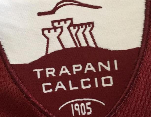 Il logo del Trapani Calcio, foto: Fonte Web