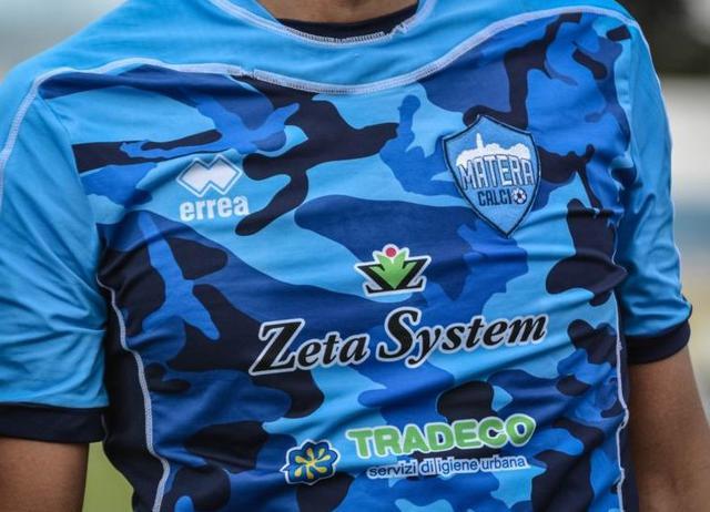 La maglia dei biancoazzurri, foto: Fonte Web