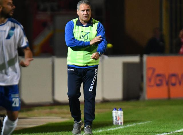 Il tecnico Eduardo Imbimbo, foto: Giuseppe Scialla