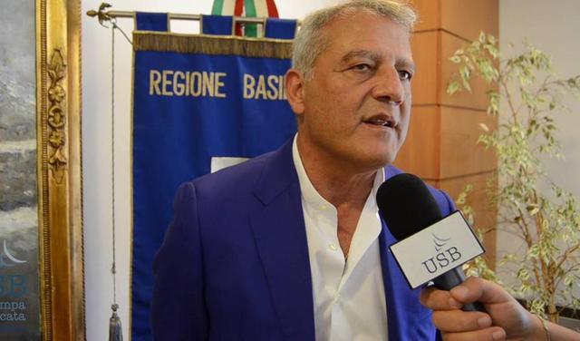L'imprenditore Nicola Benedetto, FOTO: FONTE WEB