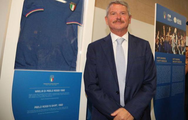 Franco Selvaggi, FOTO: FIGC.IT