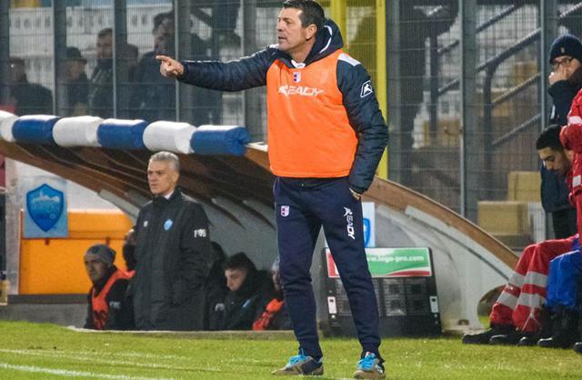 Il tecnico Salvatore Campilongo, FOTO: EMANUELE TACCARDI