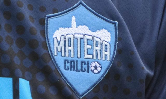 Il logo del Matera, foto: Emanuele Taccardi