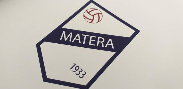 Il logo di Matera 1933, FOTO: TUTTOMATERA.COM-ROBERTO CHITO