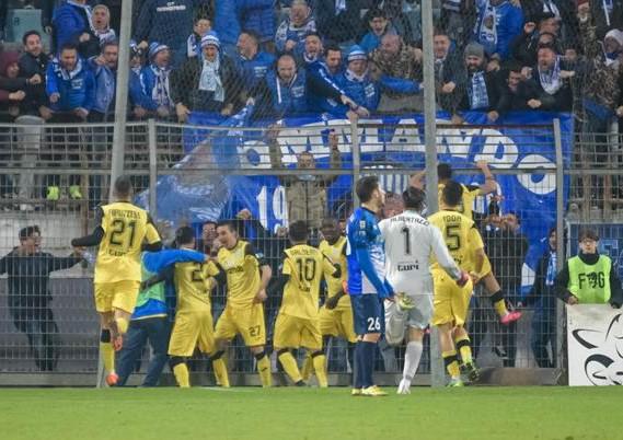 Una fase del match della passata stagione, foto: Emanuele Taccardi