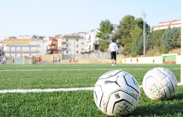 Una fase dell'allenamento a Montescaglioso, foto: Sandro Veglia
