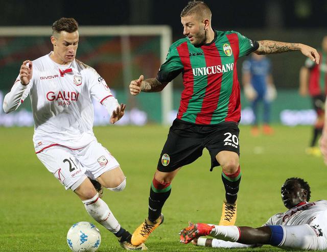 L'esterno offensivo Mirko Carretta, foto: Fonte Web