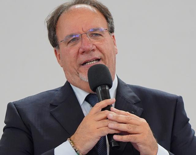 L'ex presidente Rosario Lamberti, foto: Emanuele Taccardi