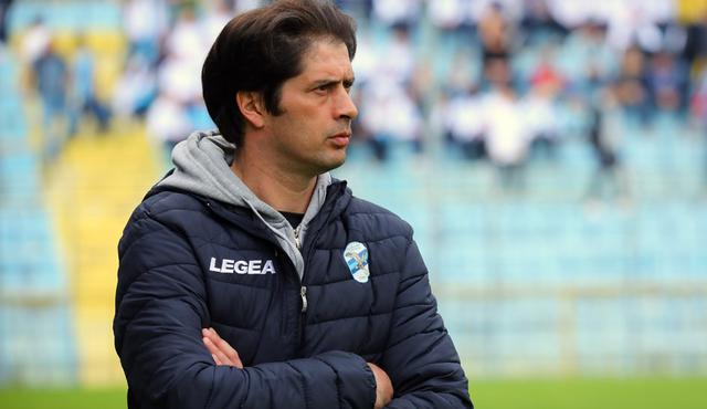 Il tecnico Alessio Tacchinardi, foto: Fonte Web