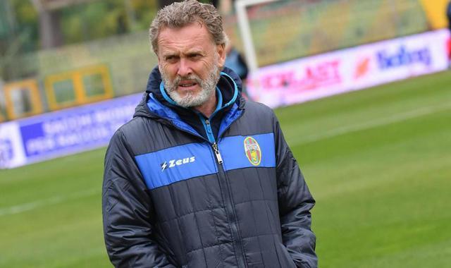 Il tecnico Sandro Pochesci, FOTO: FONTE WEB