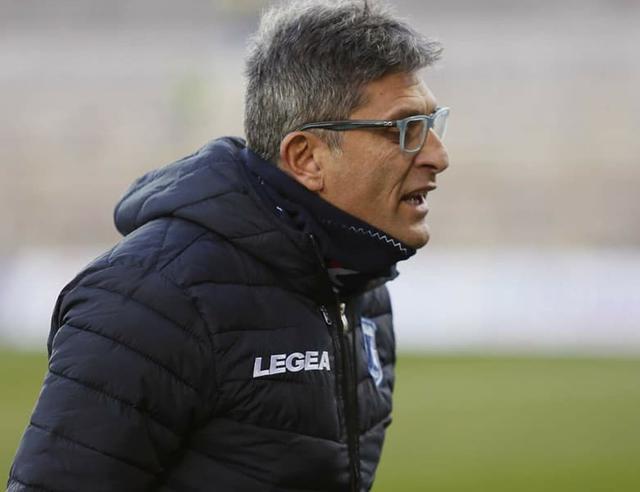 L'allenatore Massimiliano Favo, foto: Fonte Web