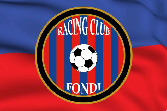 Il logo del Racing Fondi, foto: Fonte Web