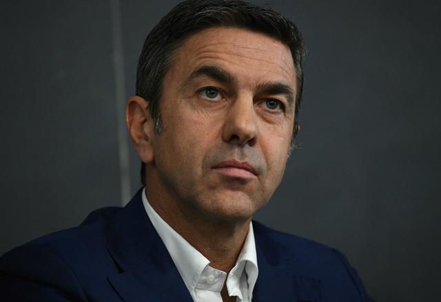 Il vice commissario Alessandro Costacurta, foto: Figc.it